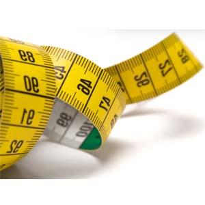 Medición quincenal de progresos dentro del programa de reducción de peso