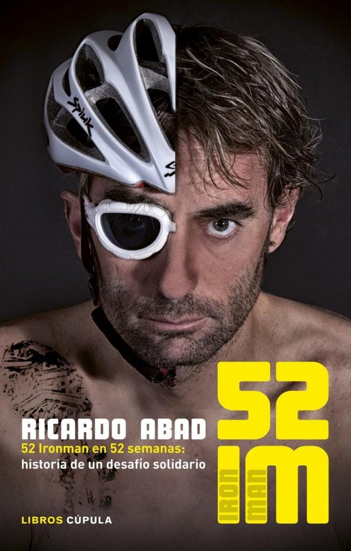 Ricardo Abad decide hacer un IRONMAN por semana durante un año, y lo consigue