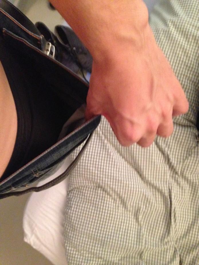 Imagen de pantalón de antes de comenzar el rethor de hifitness