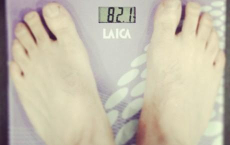 Fin de la pérdida de peso